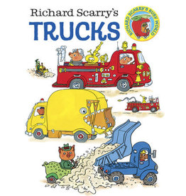 Penguin Random House Richard Scarry's Trucks