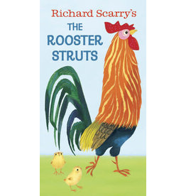 Penguin Random House Richard Scarry's The Rooster Struts