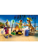 Playmobil Scooby-Doo! Adventure With Witch Doctor