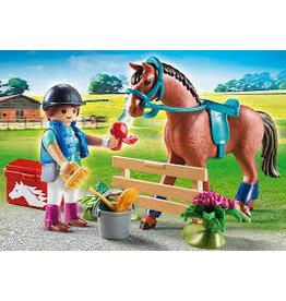 Playmobil Horse Farm Gift Set