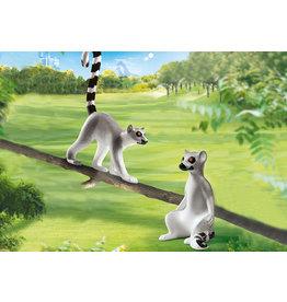 Playmobil Lemurs