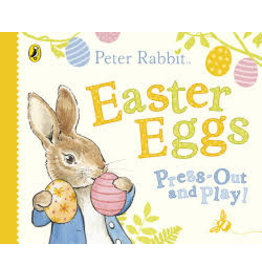 Penguin Random House Easter Eggs: Press-Out and Play