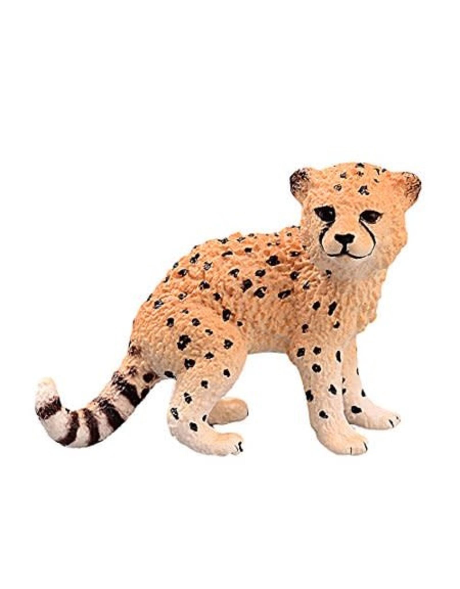 Schleich Cheetah, Cub