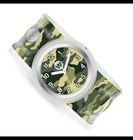 Watchitude Slap Watch, Army Camo