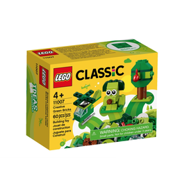 LEGO LEGO Classic, Creative Green Bricks