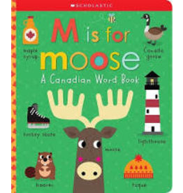 Scholastic Canada M is for Moose