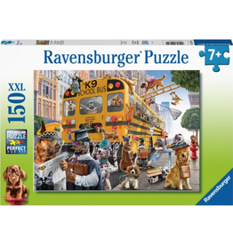 Ravensburger 150 pcs. Pet School Pals Puzzle