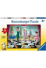 Ravensburger 60 pcs. Ballet Rehearsal Puzzle