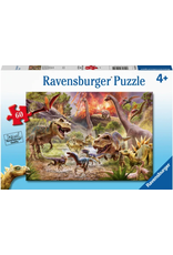 Ravensburger 60 pcs. Dinosaur Dash Puzzle