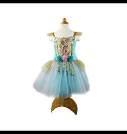 Great Pretenders Mermalicious Dress w/ Tail 5-6