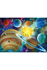 Ravensburger 150 pcs. Cosmic Connection Puzzle