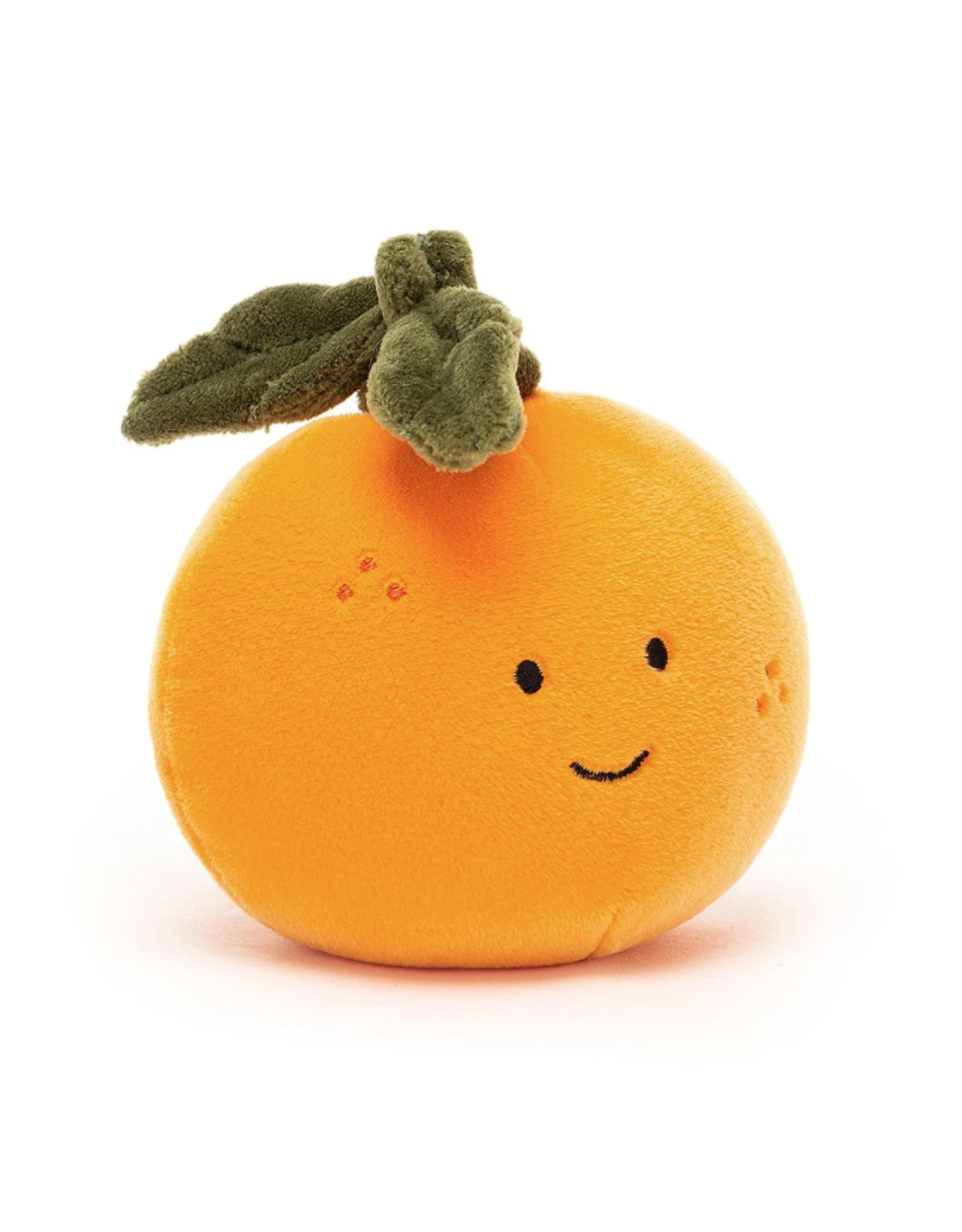 Jelly Cat Fabulous Fruit Orange