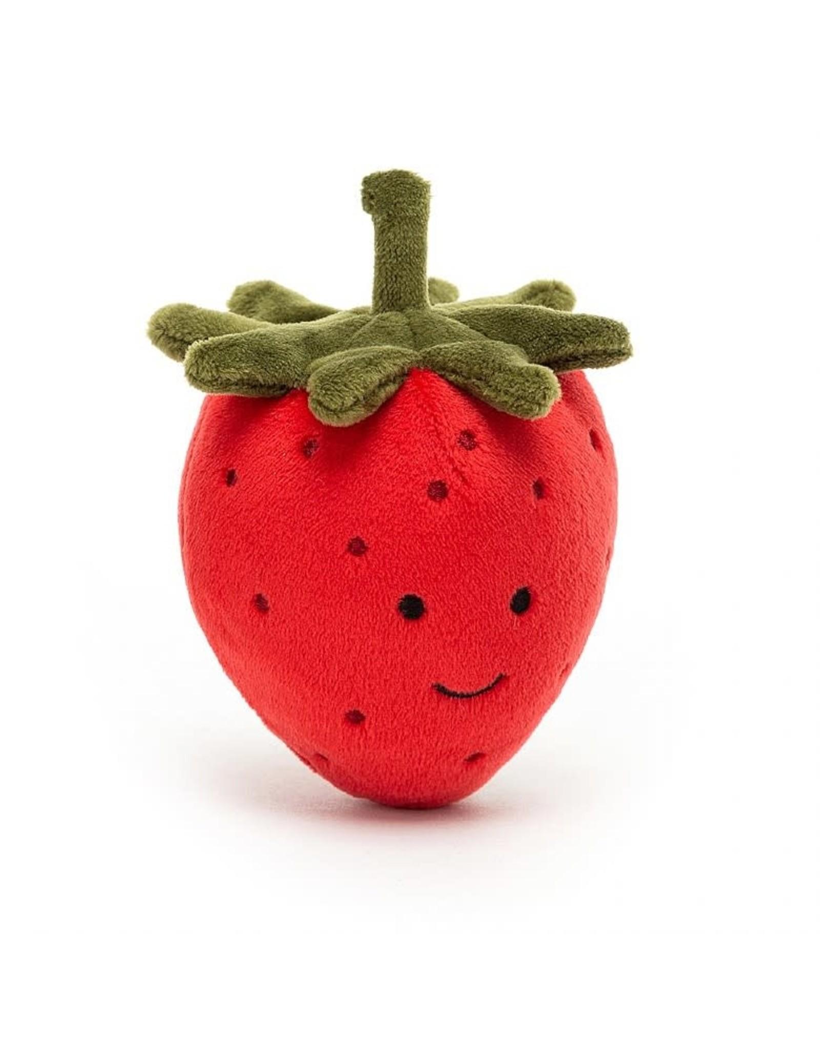 Jelly Cat Fabulous Fruit Strawberry