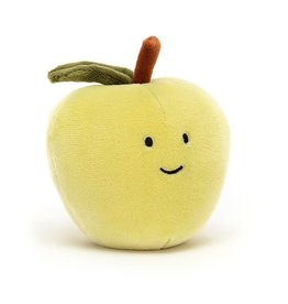 Jelly Cat Fabulous Fruit Apple