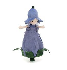 Jelly Cat Petalkin Doll Bluebell