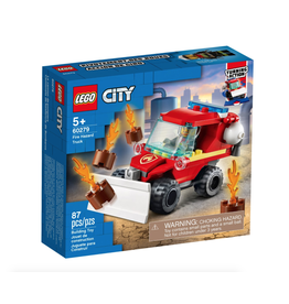 LEGO LEGO City, Fire Hazard Truck