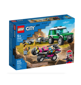 LEGO LEGO City, Race Buggy Transporter