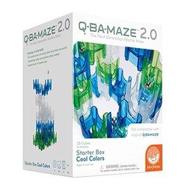 MindWare Q-Ba Maze, Starter Set Cool Colors