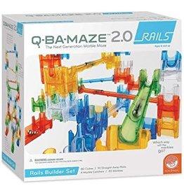 MindWare Q-BA-MAZE, Rails Builder Set