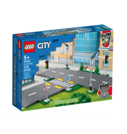LEGO LEGO City, Road Plates