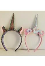 Great Pretenders Boutique Gel Glitter Unicorn Headband