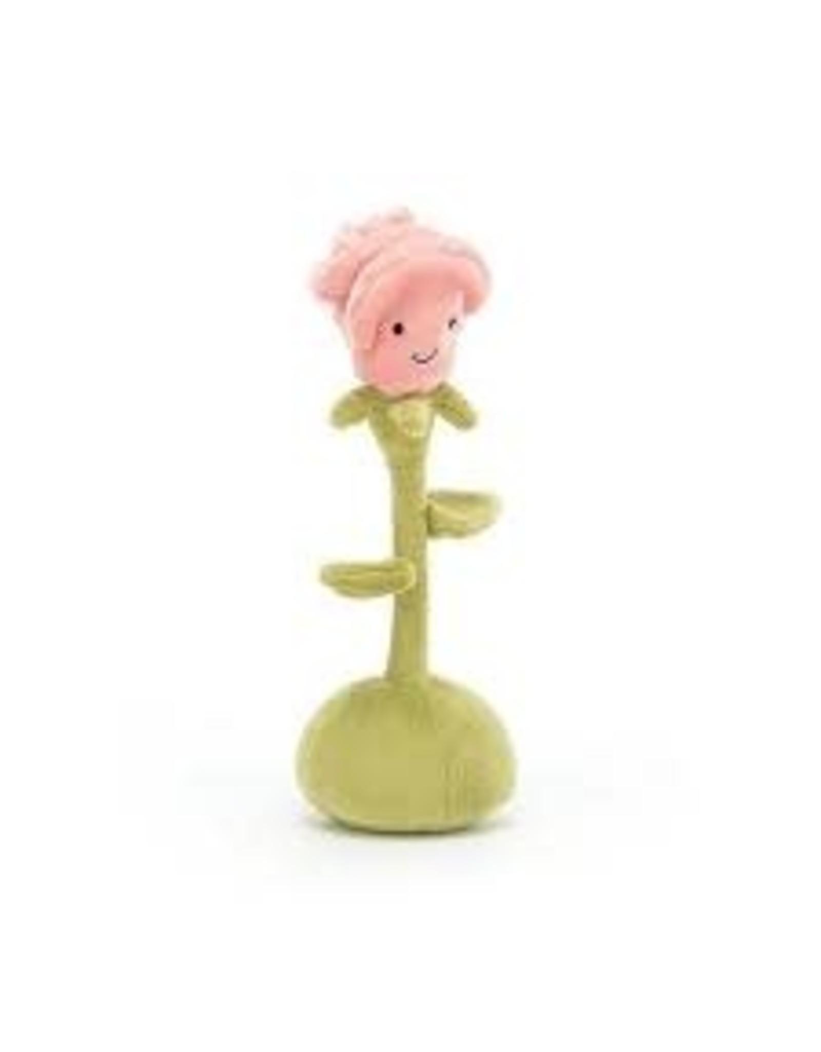 Jelly Cat I Am Rose Flowerlette
