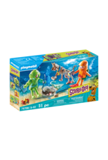 Playmobil Scooby-Doo! Adventure With Ghost Diver