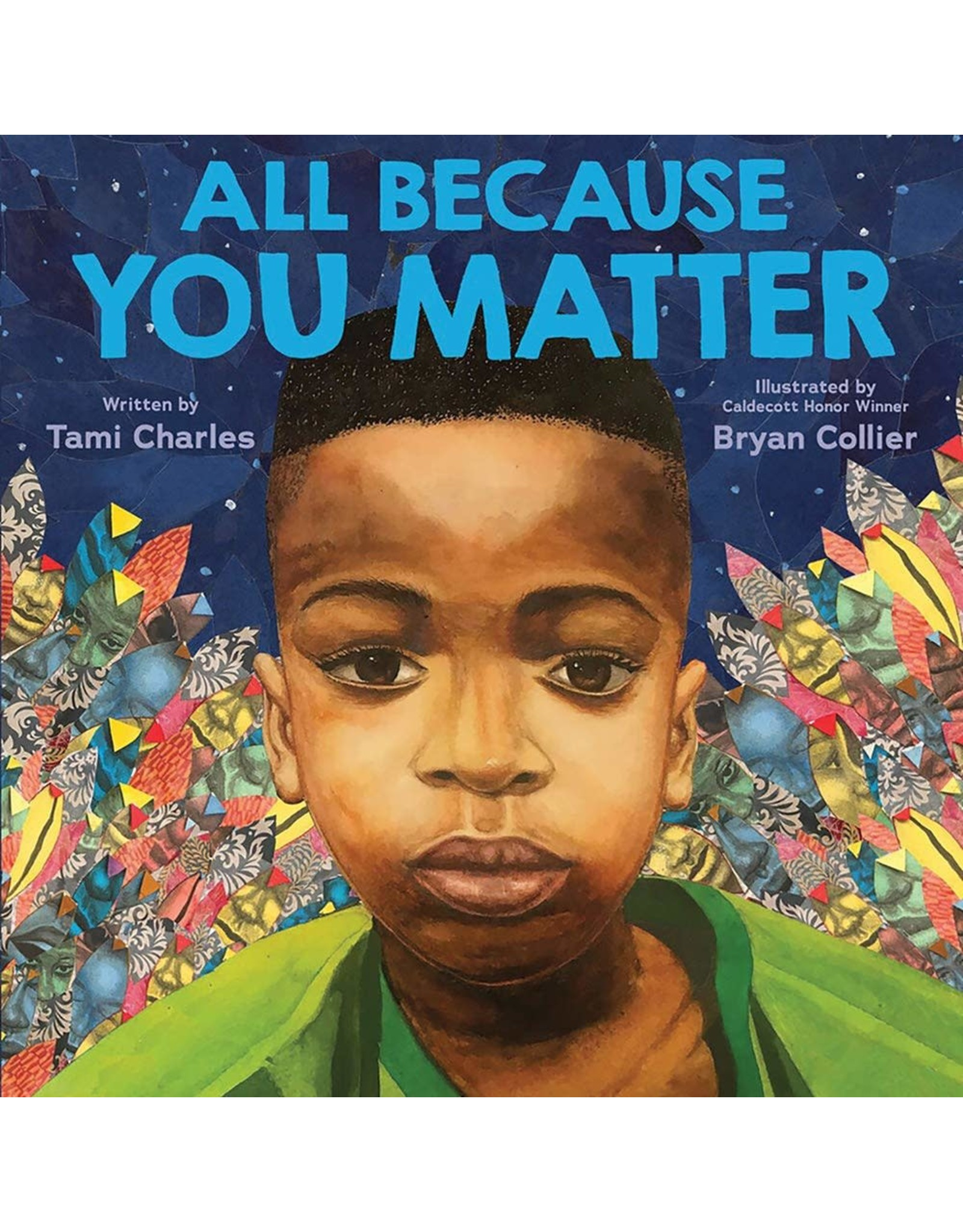 Scholastic Canada All Because You Matter
