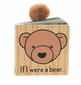 Jelly Cat If I Were A Bear Book