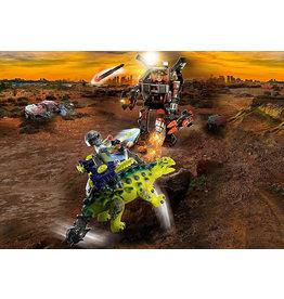 Playmobil Saichania: Invasion of the Robot