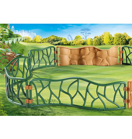 Playmobil Zoo Enclosure