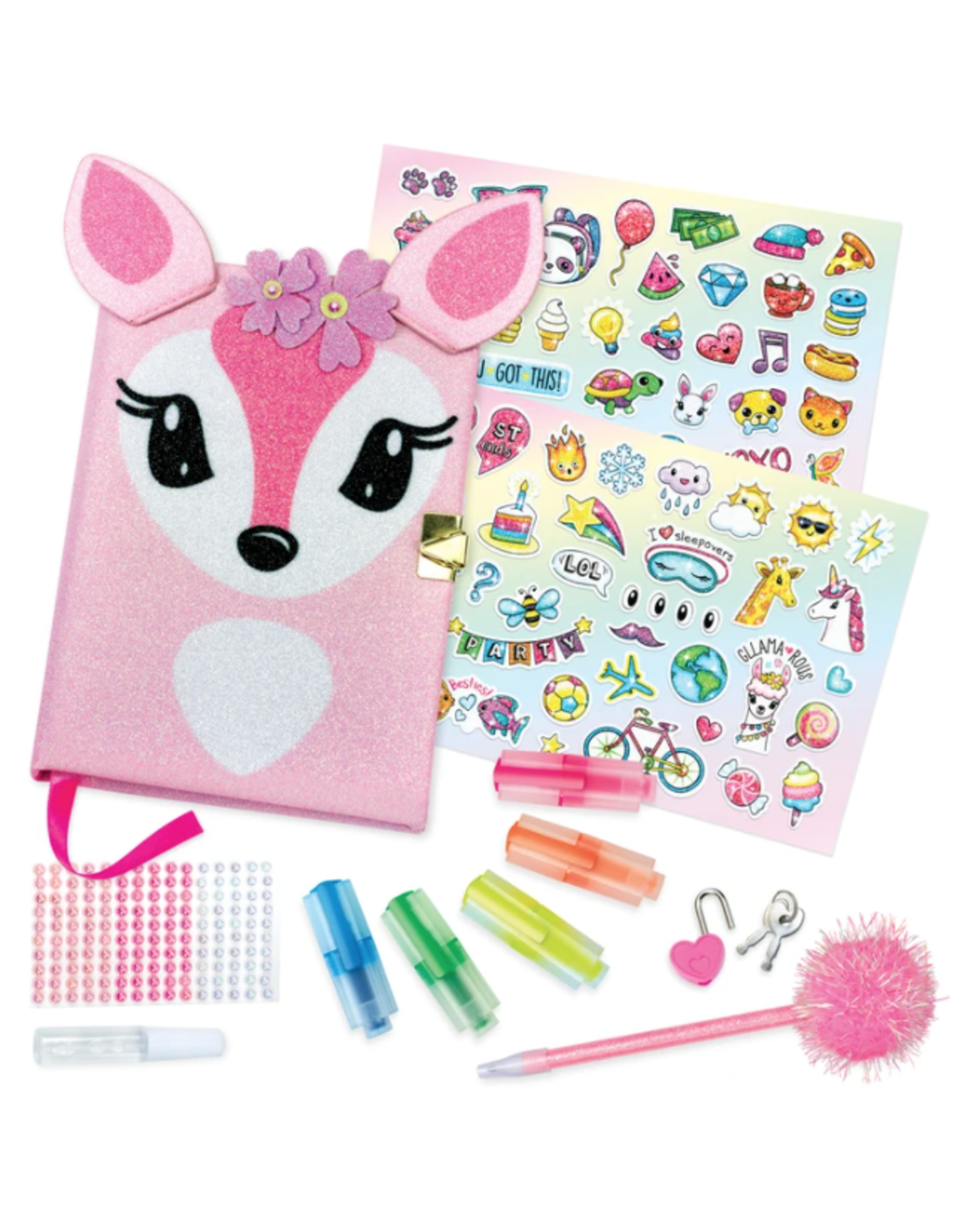 Creativity For Kids Deer Diary