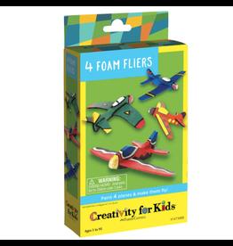 Creativity For Kids 4 Foam Fliers