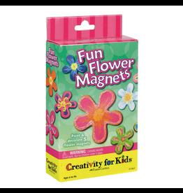 Creativity For Kids Fun Flower Magnets