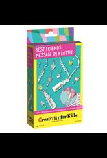 Creativity For Kids Best Friends Message in a Bottle