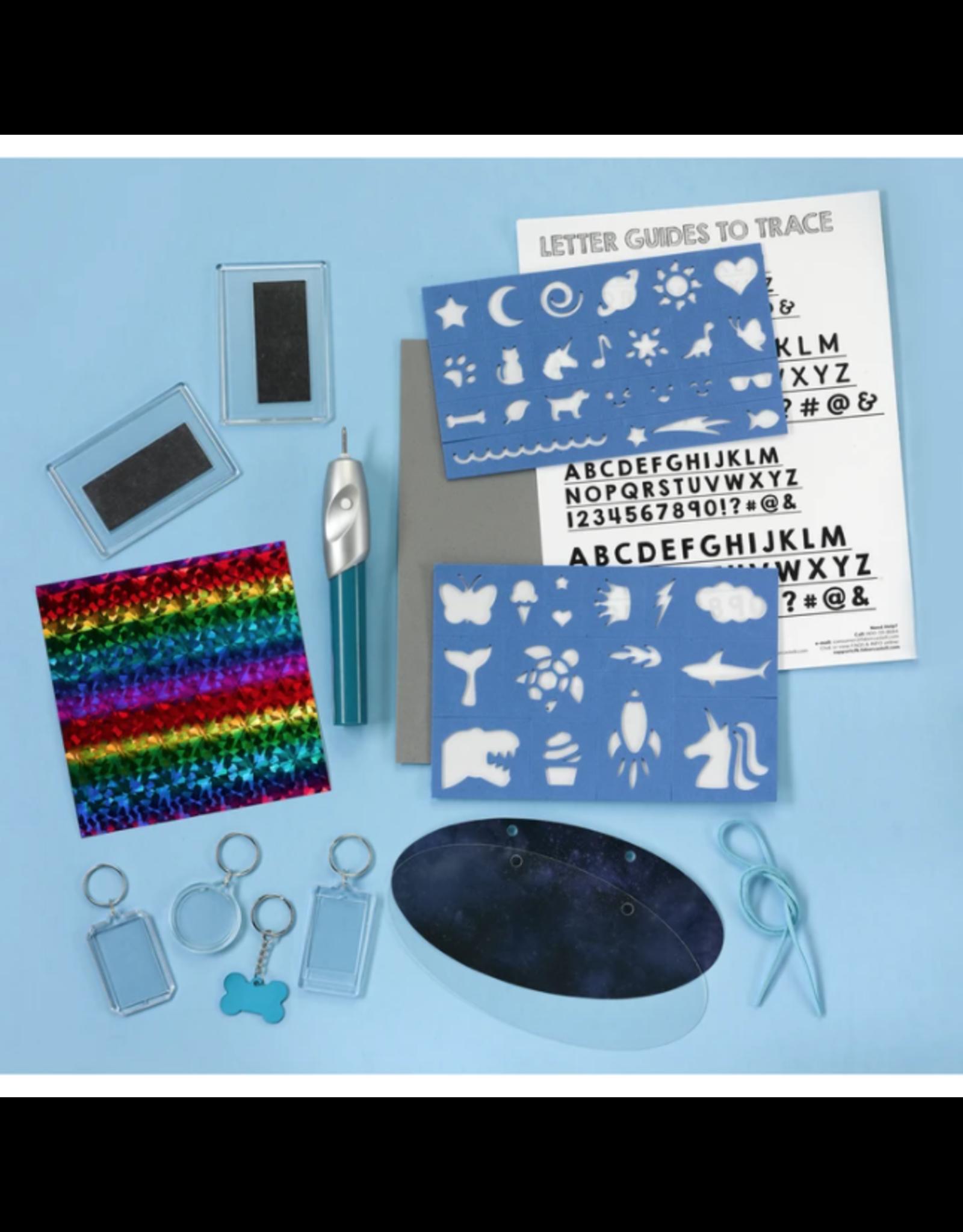 Creativity For Kids Etch-It Workshop