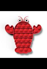 Angellina's Bubble Pop Fidgety Lobster