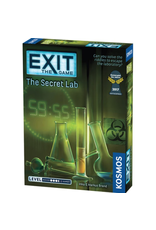 Thames & Kosmos Exit the Game: The Secret Lab