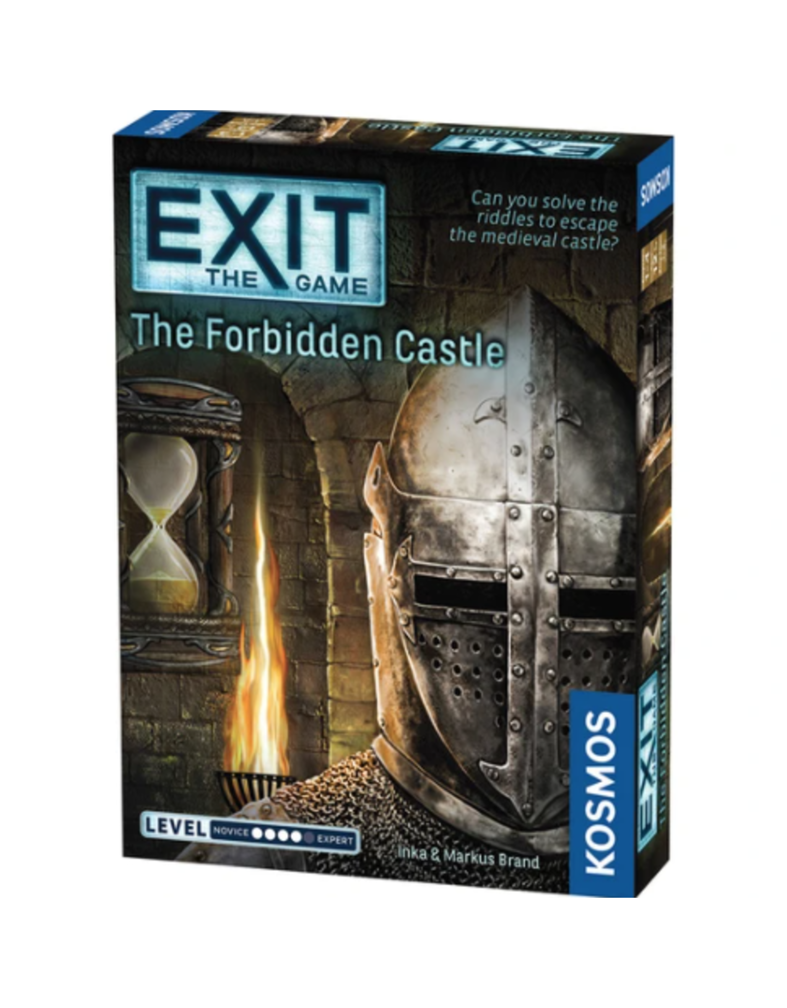 Thames & Kosmos Exit the Game: The Forbidden Castle