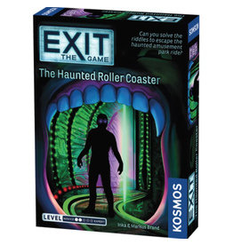 Thames & Kosmos Exit the Game: The Haunted Rollers Coaster