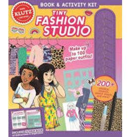 Klutz Klutz: Tiny Fashion Studio