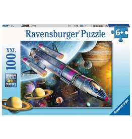 Ravensburger 100 pcs. Mission In Space Puzzle