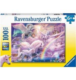 Ravensburger 100 pcs. Pegasus Unicorns Puzzle