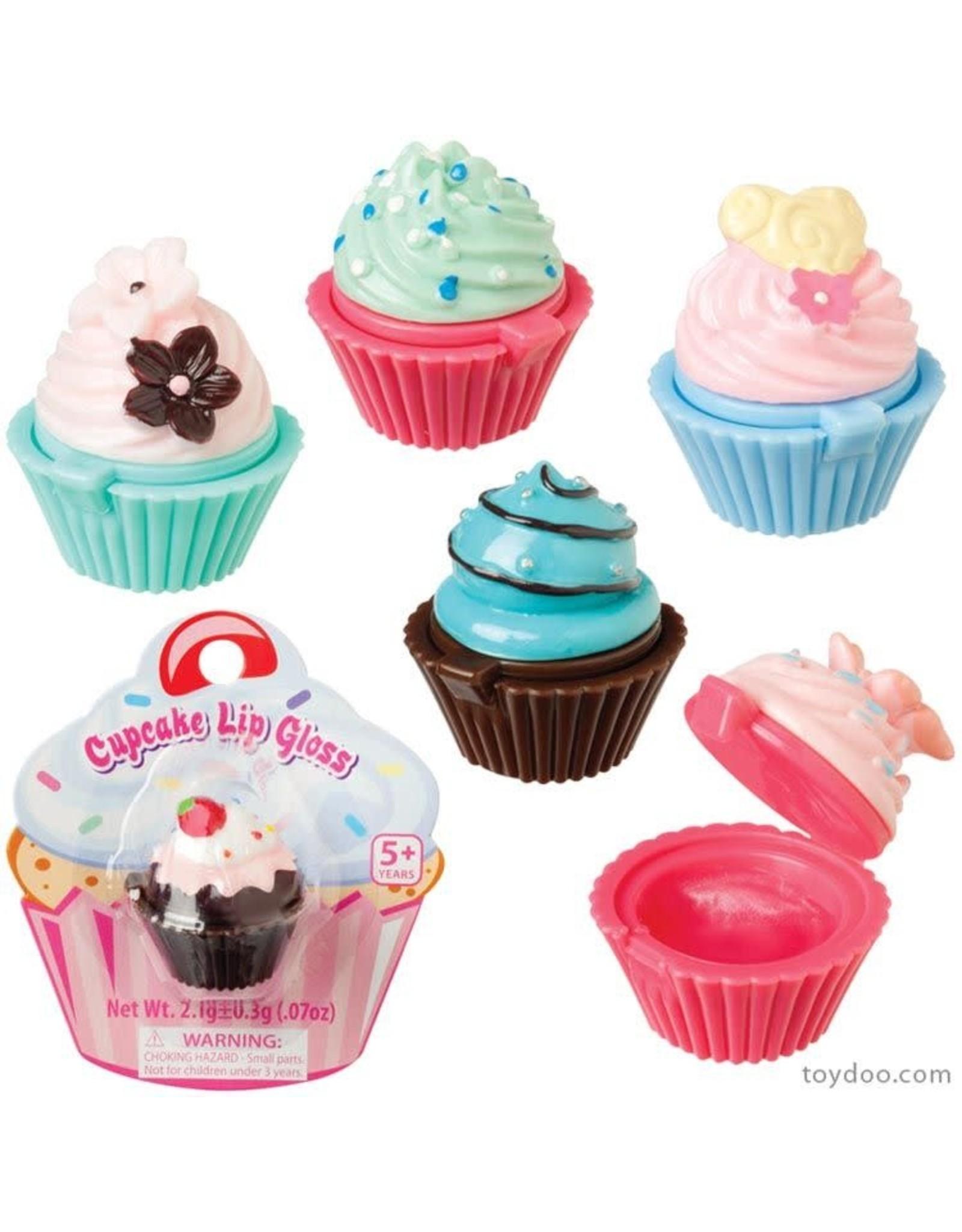 Toysmith Cupcake Lip Gloss (Assorted)
