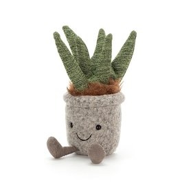 Jelly Cat Silly Succulent Aloe
