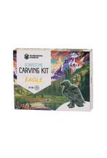 Studiostone Creative Eagle Soapstone Carving Kit