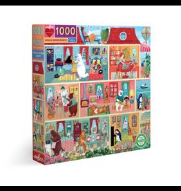 Eeboo 1000 pcs. Koala House Party Puzzle