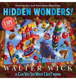Scholastic Canada Can You See What I See? Hidden Wonders!