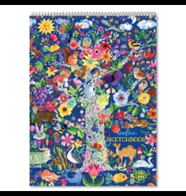 Eeboo Sketchbook, Tree of Life