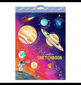 Eeboo Sketchbook, Solar System